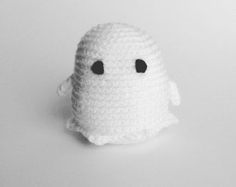 Cuddly Little Ghost Toy