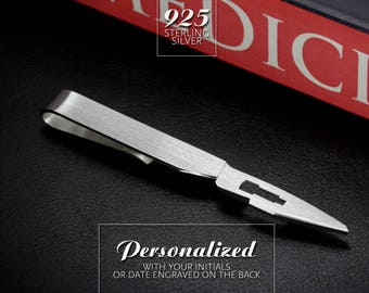 Doctor Gift - Scalpel Bookmark Sterling Silver - Perfect gift for med student - Surgeon gift - Med graduation gift