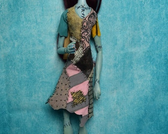 Sally from Nightmare Before Christmas Doll