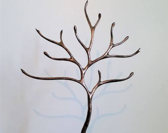tree made of wrought iron painted to order