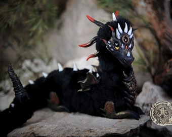 Yang dragon DeLirian Red Sky Legeng