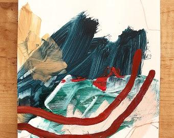 Winter Sketch no. 4