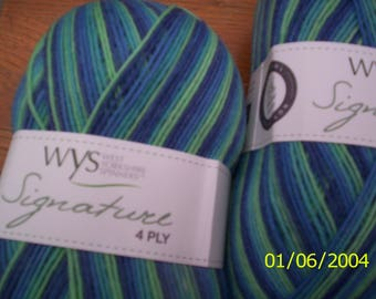 West Yorkshire Spinners Sock Yarn