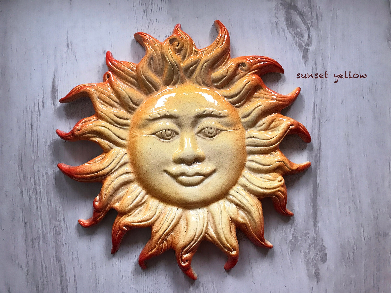 Fine Decorative Sun Wall Art Contemporary - The Wall Art Decorations ...
