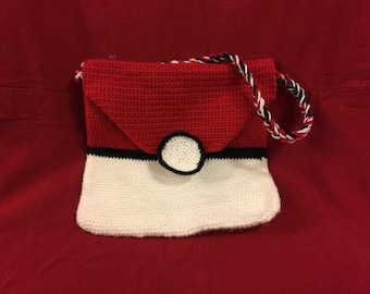 Pokemon Messenger Purse