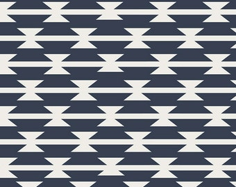Fabric by the yard - Art Gallery Fabrics Arizona - Tomahawk Stripe