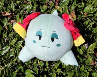Lady Bow Paper Mario Boo Plush Toy Nintendo