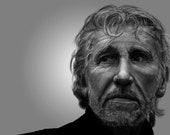 Roger Waters Art Print...