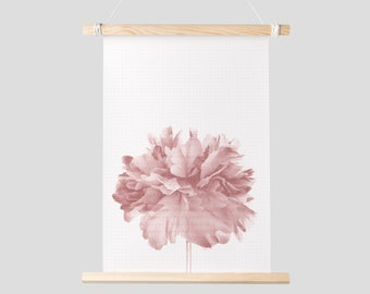 Blush Pink Peony, Printable Blush Pink Print Peony Pink Printable Peony Blush Pink Printable Pink Peony Instant Download Digital Photography