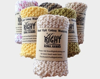 2 Pack of Cotton Washcloth