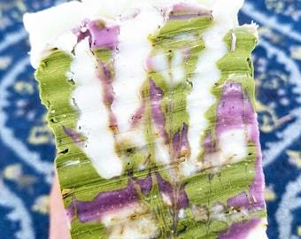 Custom Listing for Kari Lemongrass, Lavender, and Peppermint Body Bar, All Natural, Moisturizing Skin Care, 4.5 oz