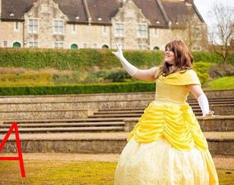 KLM Princess Belle Cosplay Prints
