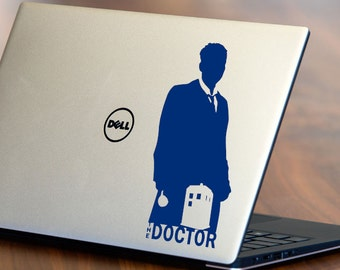 Doctor Who Decal