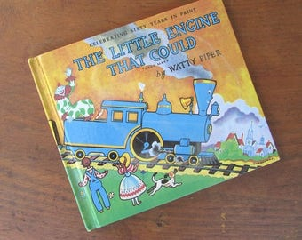 The Little Engine That Could by Watty Piper Children's Picture Book