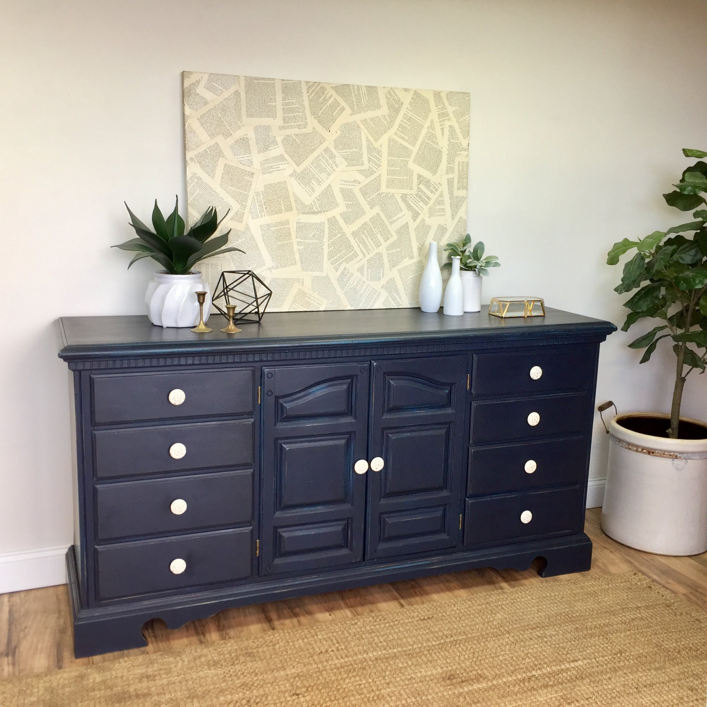 fisherman blue and wife s all img new after navy paint furniture distressed knobs dresser