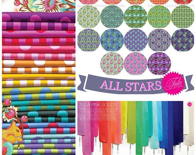 Tula Pink All Stars - Jelly Roll