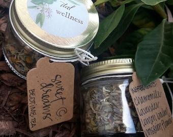 Sweet Dreams Organic Herbal Tea