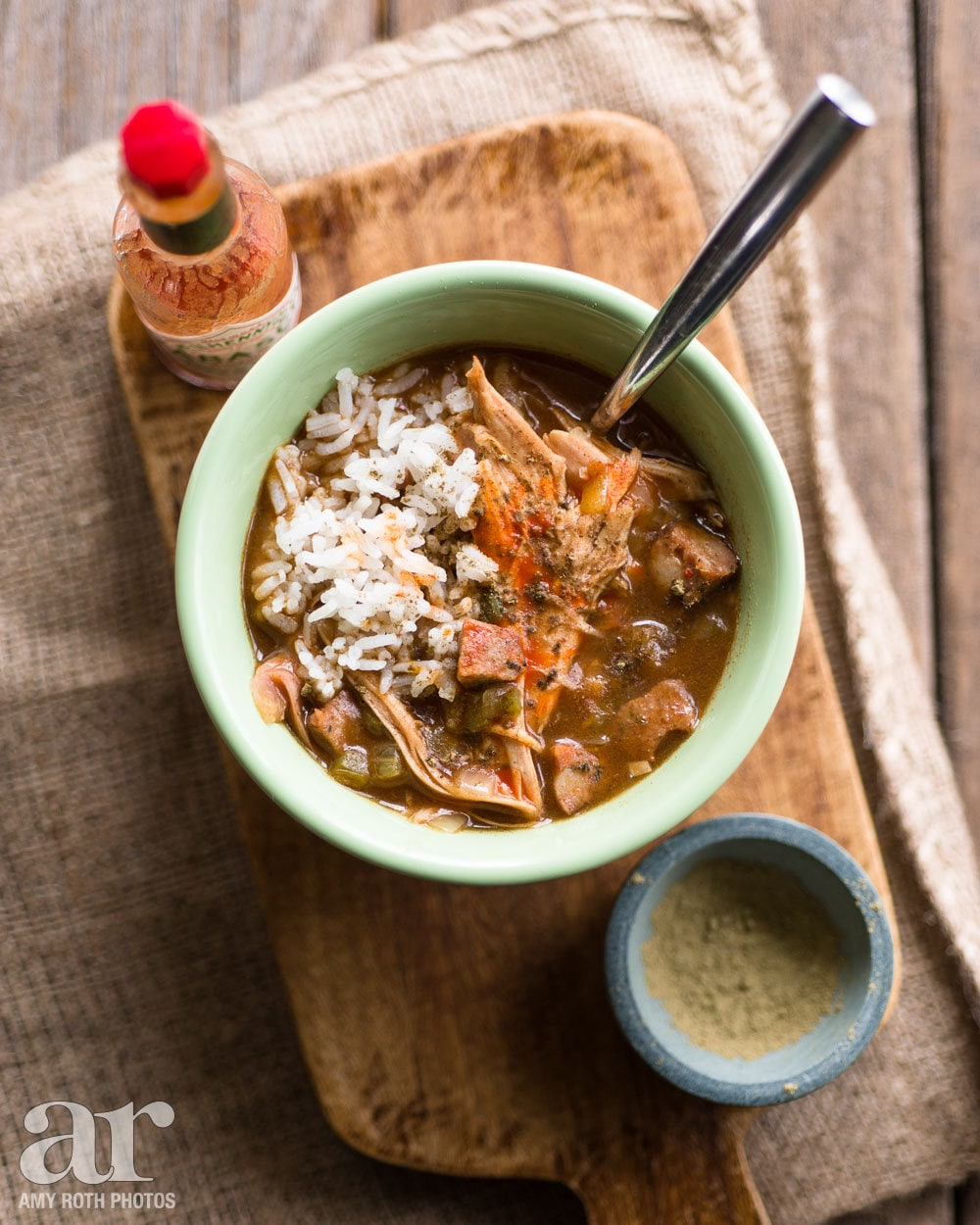 Gumbo Food Photography Photo Print Wall Art Cajun