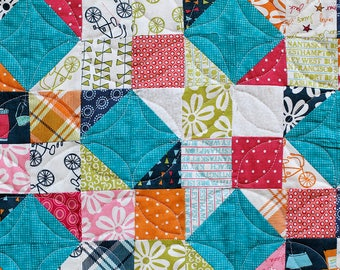Lucy's Crab Shack Quilt