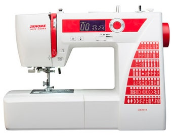 Janome DC 2015 Sewing Machine, FREE SHIPPING