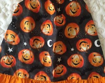 Halloween Candy Corn Dress Size 2T