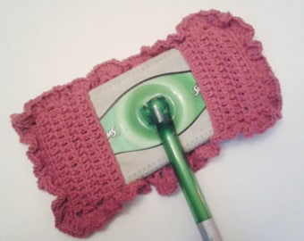 Reusable Cotton Swiffer Mop/Broom Cover