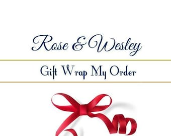 Gift Wrap My Order