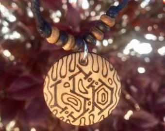 LSD Custom Pendant