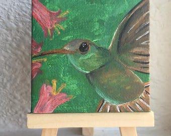 Elegant Animal Mini Canvas