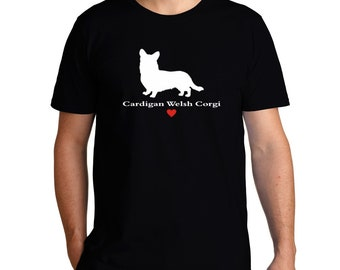 Cardigan Welsh Corgi Love T-Shirt