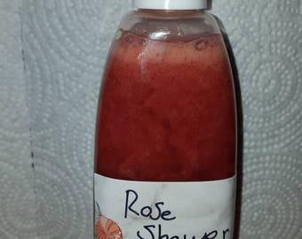 Shower gel with aloe Vera