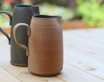 Pitcher, Pitchers, Ceramic Pitcher, Water Pitcher, Pottery Pitcher, Wine Pitcher, Handmade Pitcher, Serving Pitcher, Housewarming gift