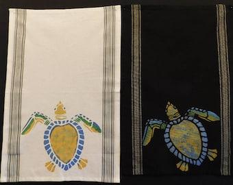 Hawksbill Turtle Mission Towel
