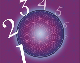 Numerology Guidance Cards: A 44-Card Deck and Guidebook by Michelle Buchnan