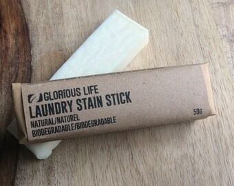 Laundry Stain Stick, Stain Stick, Laundry Stick, Natural Stain Stick, Stain Soap, Handmade Stain Stick, Eco Friendly Soap