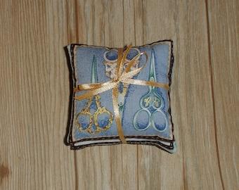 Dried Rose Petal Pin Cushions