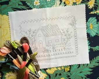 little cottage sampler