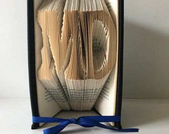 MD Book Fold, Medicine Doctor, Personalized, Graduation 2018 Gift, Party  Centerpiece,
