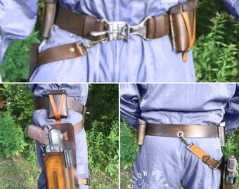 Fallout Gun Belt And Holster
