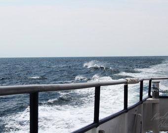Photography, Beach, Ship View