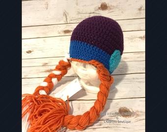 Crochet anna