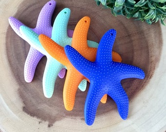 Finished Starfish Teether
