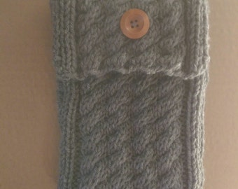 "Cable Knit Kindle Fire 7"" Tablet Case Sleeve"