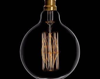 Baïonnette 60W 125mm Mega Edison ampoule à Filament