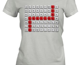 Women's short sleeve t-shirt Long Lasting Love