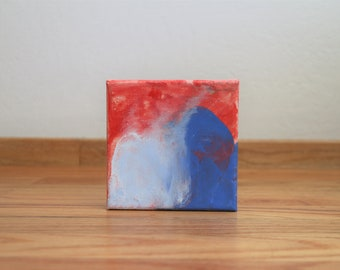 Abstract Painting - Small Works - Repose 1