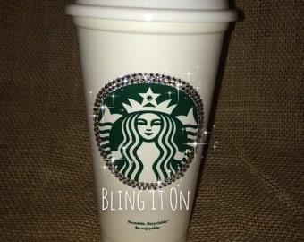 Swarovski Starbucks Grande Hot Cup