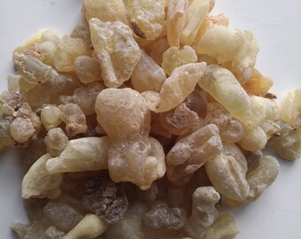 Frankincense Dalzielii, Janawhi, Cricognimu-Nigeria. A rare and beautiful Frankincense for incense, medicine & perfume.