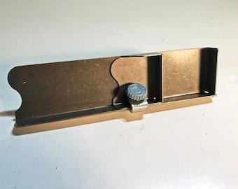 Vintage Letterpress Printing Composing Stick