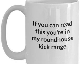 Kickboxing Mug Gift